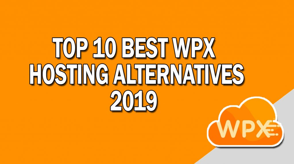WPX Hosting Alternatives
